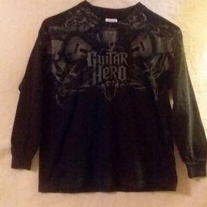 Guitar Hero shirt